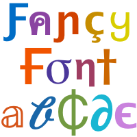 Cool Fancy Text Generator Stylish Letters Symbols Cool Fonts