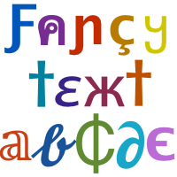 Cool Fancy Text Generator - Create Text With Cool Letter Font